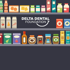 Delta Dental Foundation grants funding to 10 Ohio organizations providing food assistance